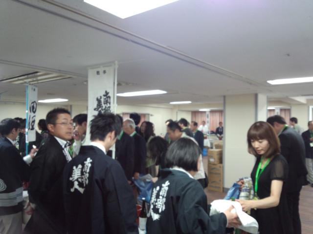 2013年-吟醸の会の様子