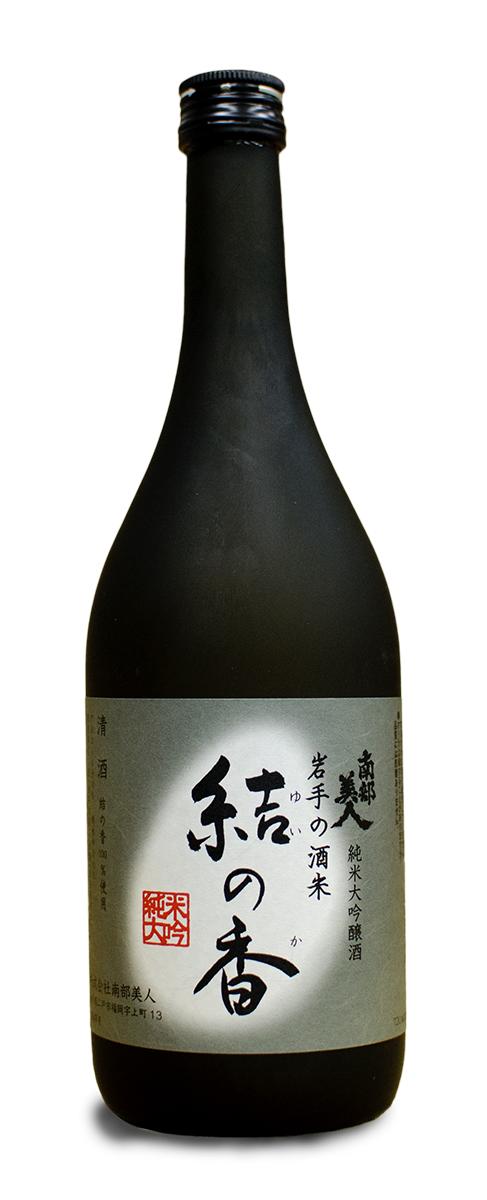 純米大吟醸酒結の香720ml