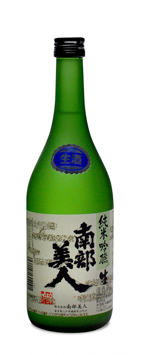 純米吟醸生酒720ml 商品画像