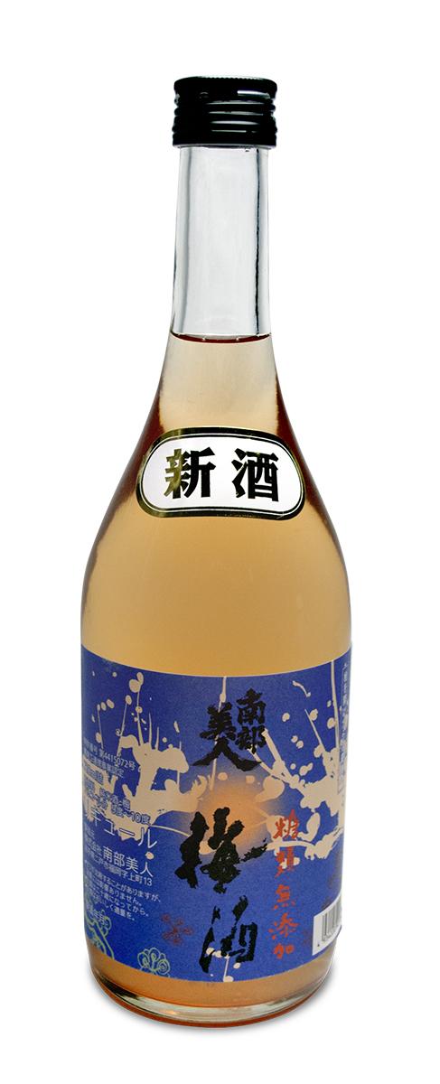 糖類無添加「梅酒ヌーボー」720ml 商品画像