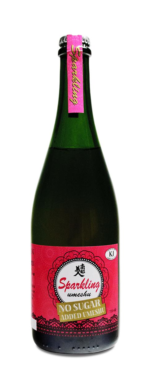 ノンシュガースパークリング「梅酒」720ml 商品画像